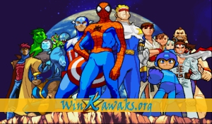 Marvel Vs. Capcom: Clash of Super Heroes (Asia 980112) Screenshot