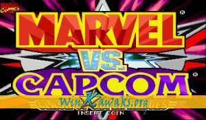 Marvel Vs. Capcom: Clash of Super Heroes (Asia 980112)