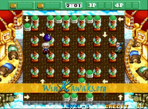 Neo Bomberman Screenshot