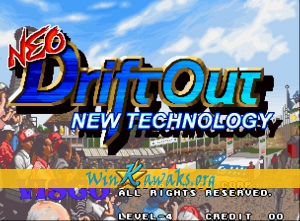 Neo Drift Out: New Technology