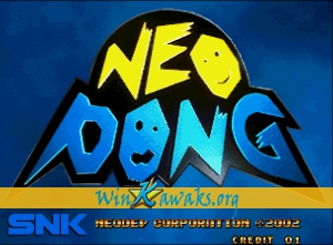 Neo Pong 1.1 (homebrew)