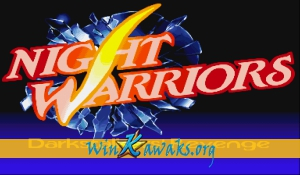 Night Warriors: Darkstalkers Revenge (Hispanic 950403)
