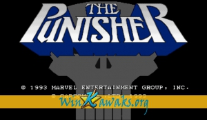 The Punisher (Japan 930422)