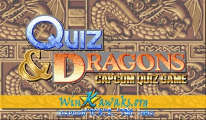 Quiz and Dragons (US 920701)