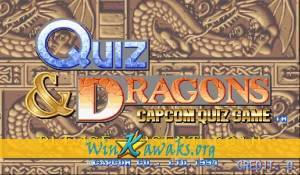 Quiz and Dragons (Japan 940921)