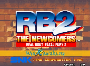 Real Bout Fatal Fury 2: The Newcomers (Korean version)