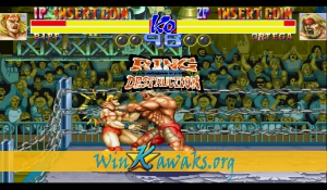 Ring of Destruction: Slammasters II (Asia 940831) Screenshot