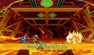 Rockman 2: The Power Fighters (Japan 960708) Screenshot
