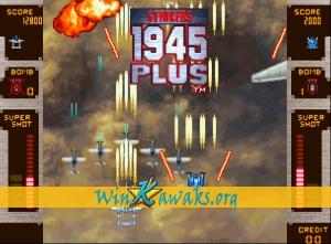 WinKawaks » Roms » Strikers 1945 Plus (decrypted C) - The