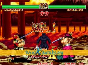 WinKawaks » Roms » Samurai Shodown II - The Official Website