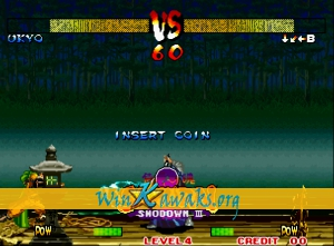 Samurai Shodown III Screenshot