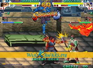 WinKawaks » Roms » Sengoku 3 - The Official Website Of WinKawaks™ Team