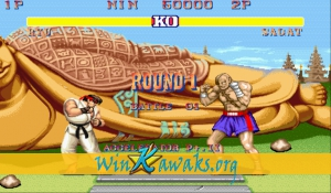Street Fighter II' - Champion Edition (Accelerator Pt.II) Screenshot