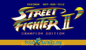 Street Fighter II' - Champion Edition (Accelerator Pt.II)