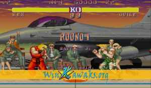 Street Fighter II' - Champion Edition (Japan 920322) Screenshot