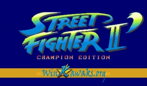 Street Fighter II' - Champion Edition (Japan 920322)