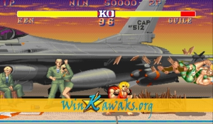 Street Fighter II' - Champion Edition (Japan 920513) Screenshot
