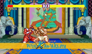 Street Fighter II' Turbo - Hyper Fighting (Japan 921209) Screenshot