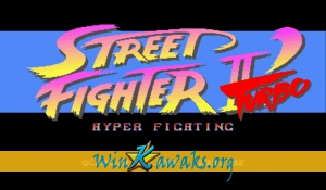 Street Fighter II' Turbo - Hyper Fighting (Japan 921209)