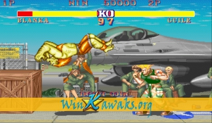 Street Fighter II - The World Warrior (Japan 910214) Screenshot
