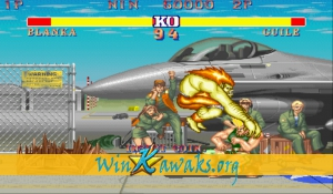Street Fighter II - The World Warrior (Japan 910411) Screenshot