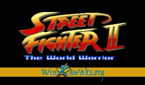 Street Fighter II - The World Warrior (Japan 920312)