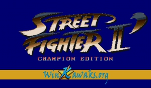 Street Fighter II' - Champion Edition (Koryu)