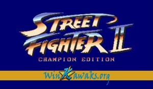 Street Fighter II' - Champion Edition (Hack M5)