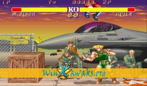 Street Fighter II' - Champion Edition (Hack M6) Screenshot