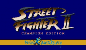 Street Fighter II' - Champion Edition (Hack M6)