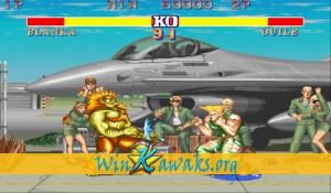 Street Fighter II - The World Warrior (Thunder Edition) Screenshot