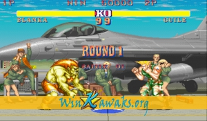Street Fighter II - The World Warrior (US 911101) Screenshot