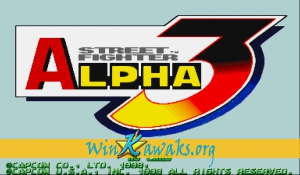 Street Fighter Alpha 3 (Hispanic 980904)