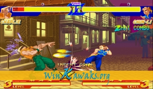 Street Fighter Alpha: Warriors' Dreams (Euro 950627) Screenshot