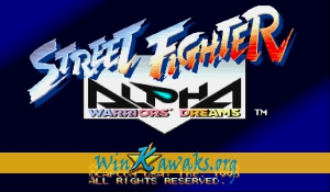 Street Fighter Alpha: Warriors' Dreams (US 950627)