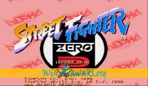 Street Fighter Zero 2 Alpha (Hispanic 960813)
