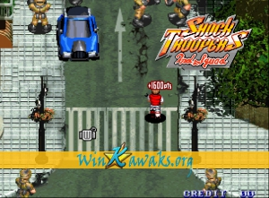 Shock Troopers: 2nd Squad Screenshot