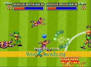 Soccer Brawl Screenshot