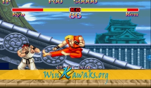 Super Street Fighter II: The New Challengers (Asia 931003) Screenshot