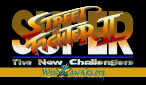 Super Street Fighter II: The New Challengers (Japan 930911)
