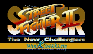 Super Street Fighter II: The New Challengers (Japan 930910)