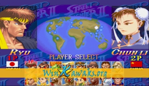 Super Street Fighter II Turbo (World 940223) Screenshot