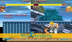 Super Street Fighter II Turbo (Hispanic 940223) Screenshot