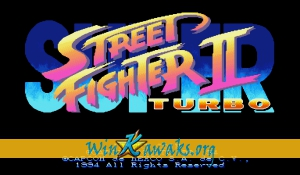 Super Street Fighter II Turbo (Hispanic 940223)