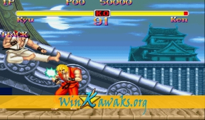 Super Street Fighter II: The New Challengers (US 930911) Screenshot