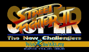 Super Street Fighter II: The New Challengers (US 930911)