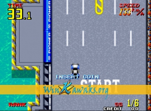 Thrash Rally Screenshot
