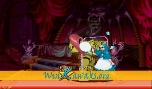 Vampire Savior 2: The Lord of Vampire (Japan 970913) Screenshot
