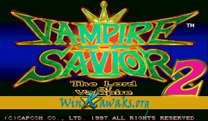 Vampire Savior 2: The Lord of Vampire (Japan 970913)