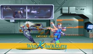 X-Men: Children of the Atom (Euro 950331) Screenshot